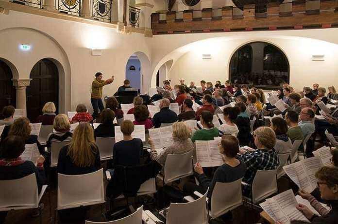 Der Philharmonische Chor Jena sucht Männerstimmen!