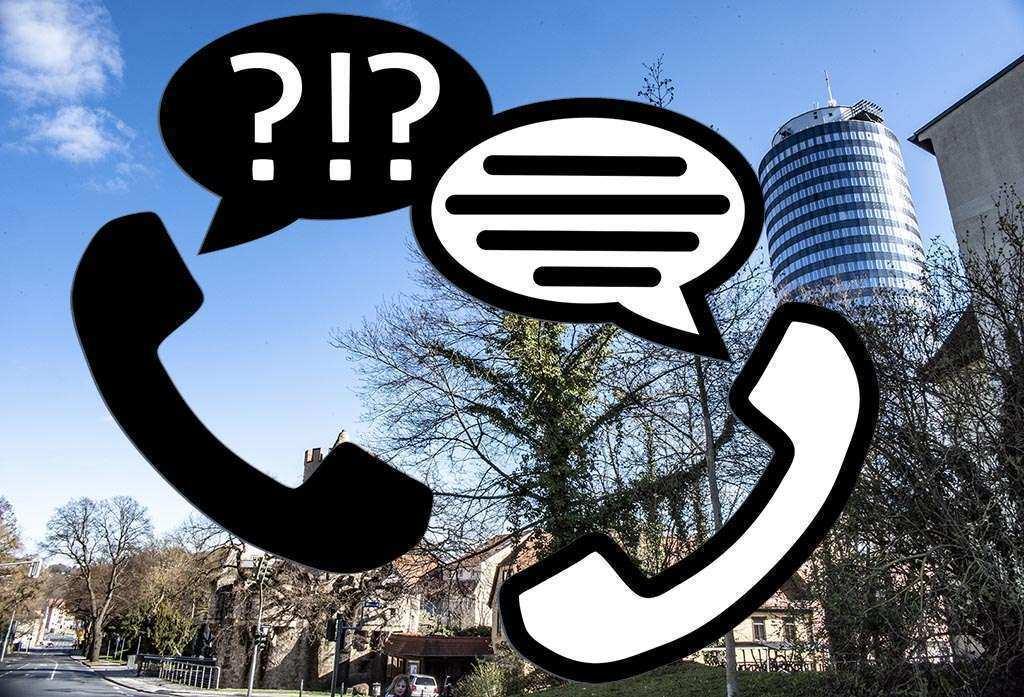 Jena .. Hotline der Familienberatung der Stadt für Familien