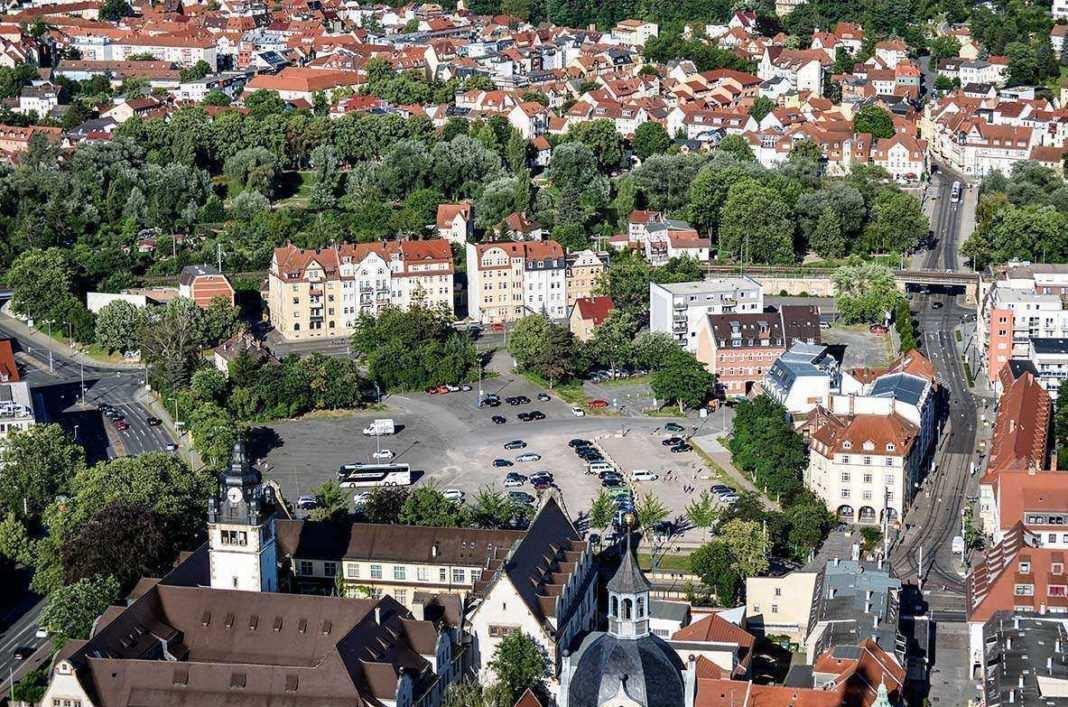 Baustart am Campus Inselplatz am 23. März in Jena