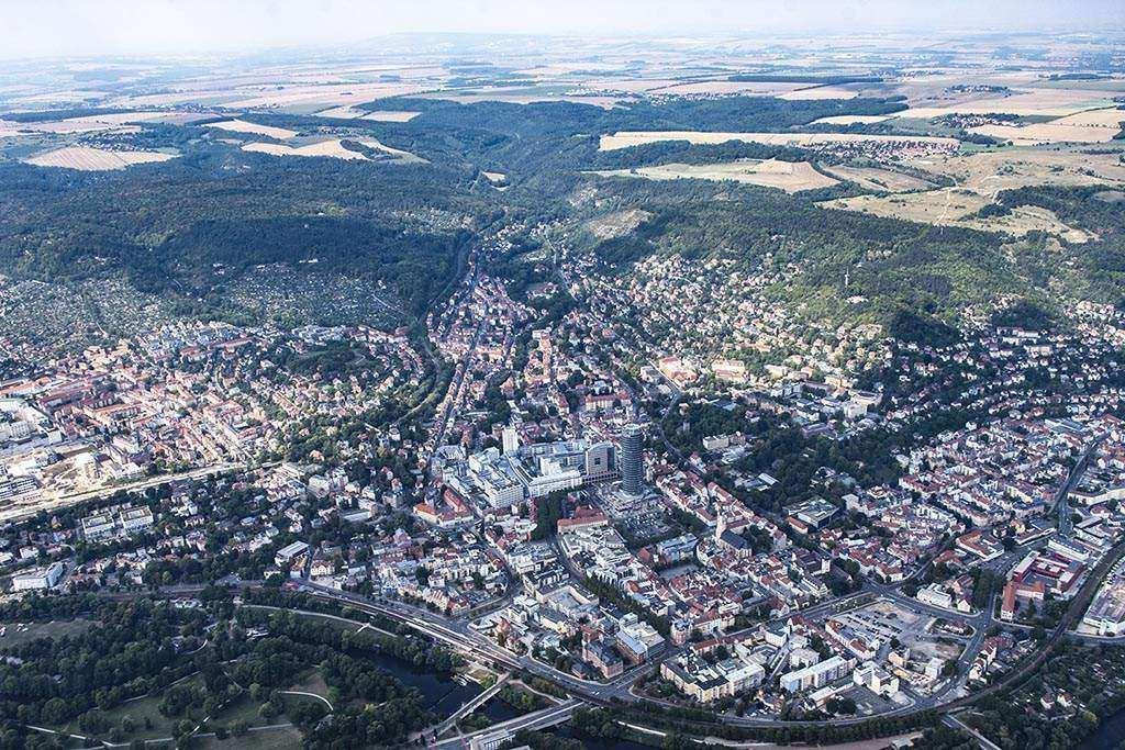 Jena .. Stadtverwaltung stellt sich den Herausforderungen der Corona-Pandemie