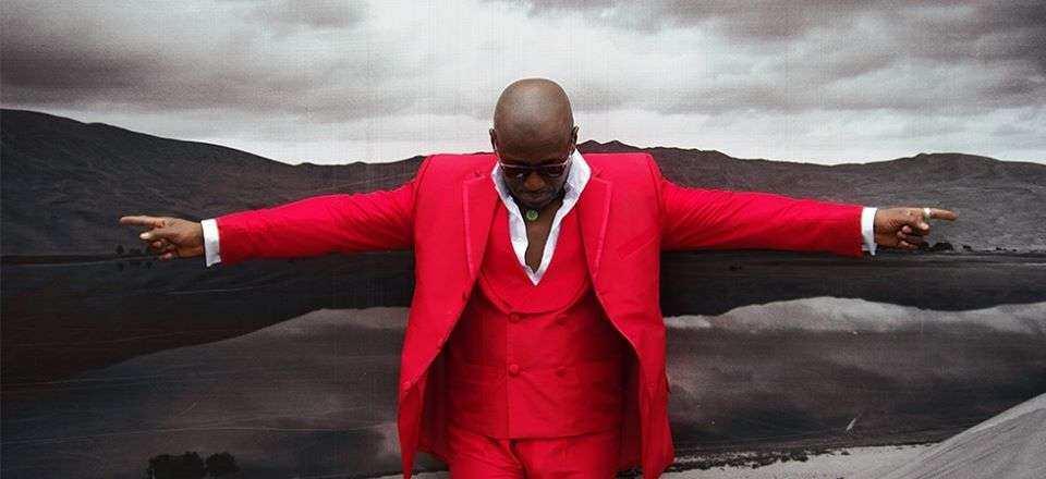Carlton Jumel Smith (Vintage Soul) im KuBa Jena am 13.05.2020
