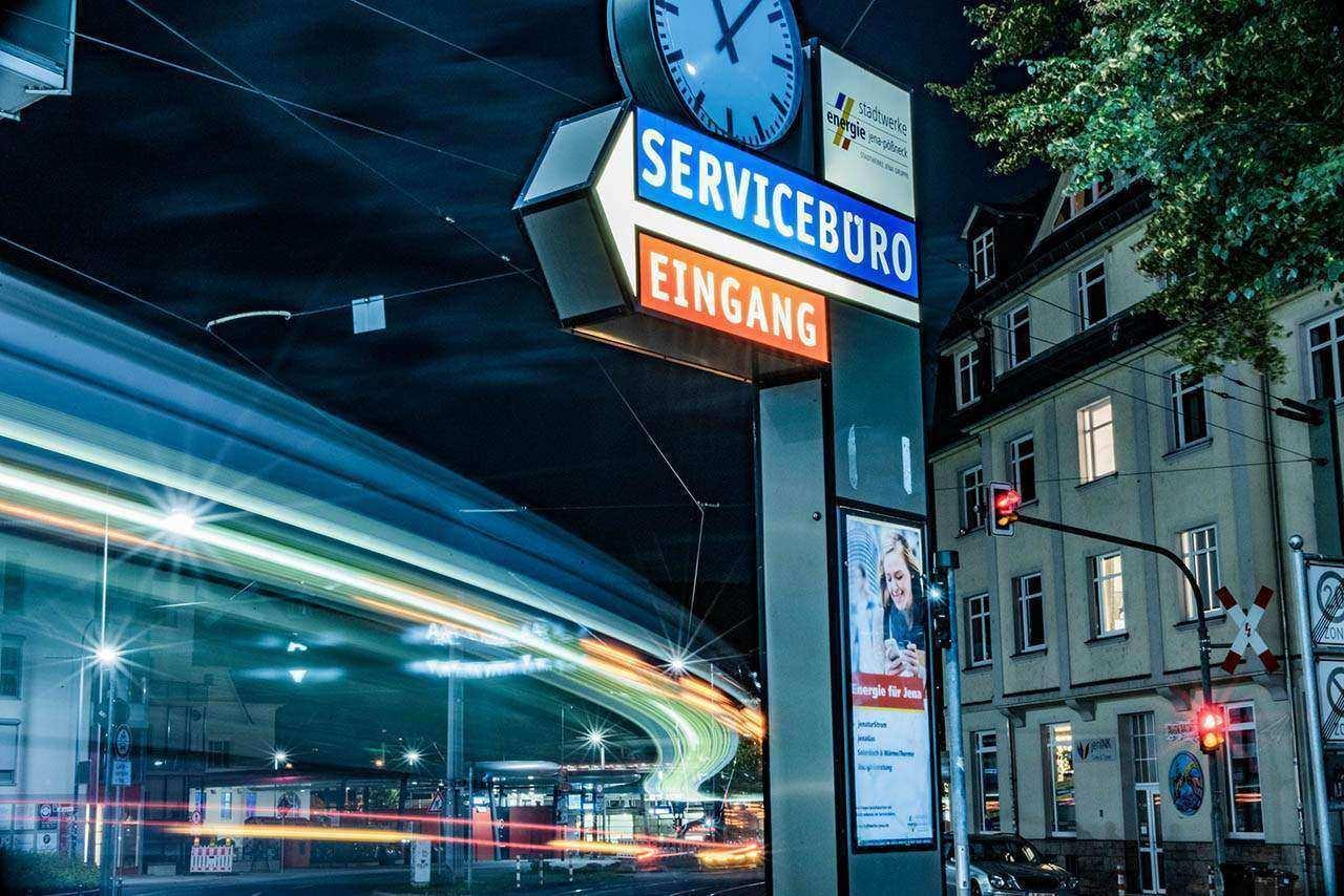 Jena, Stadtwerke und Philharmonie - Spezielles Strom- und Gasangebot