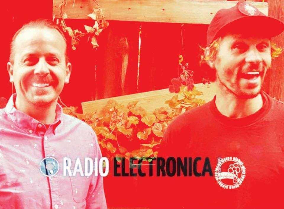 Ilja Gabler & Dj Légères at Radio Electronica Jena! 09.05.2020 Radio/Online Event