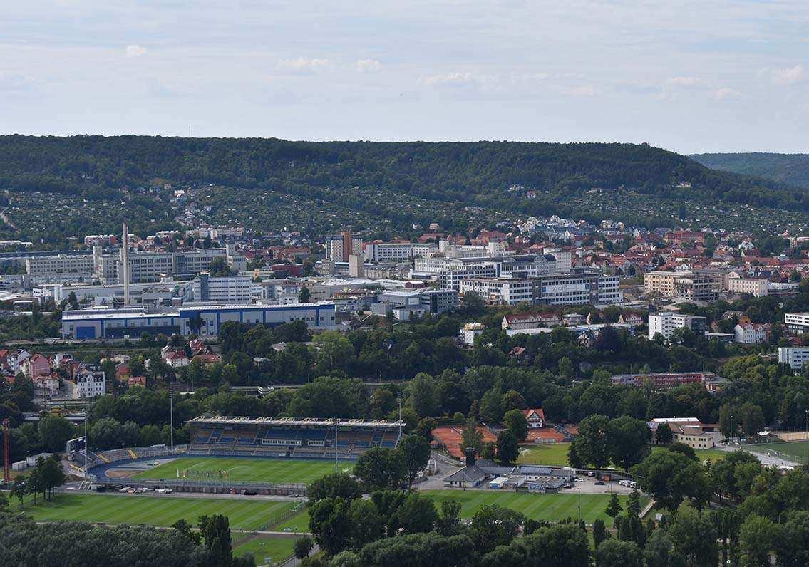 Jena .. Stadionneubau - Zuschlag ist erteilt