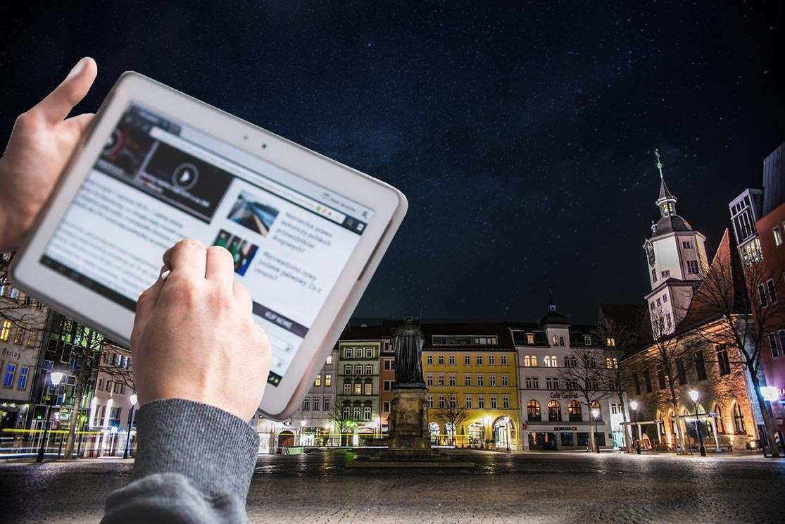 Kultur in Jena .. na klar, geht auch digital
