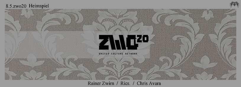 Heimspiel (Online) Stream auf www.ZWO20.live - Mikro Club