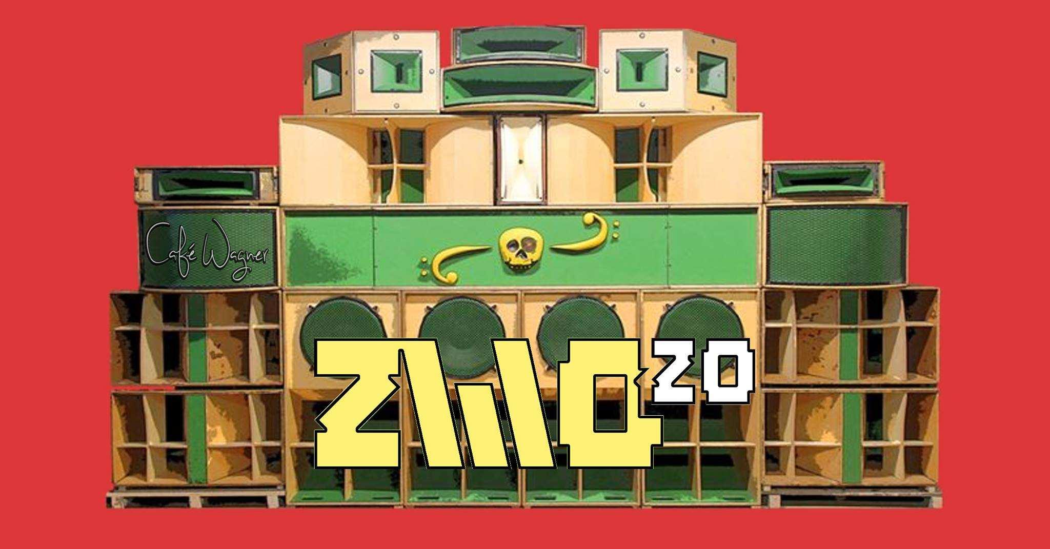 Zwo20 • WagnerOnline • Basskateers // Online-Event im Stream
