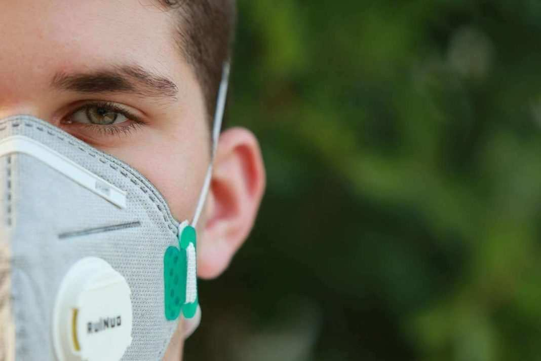 Jena .. Mund-Nasen-Bedeckung Pflicht an der Arbeitsstelle ab Dienstag