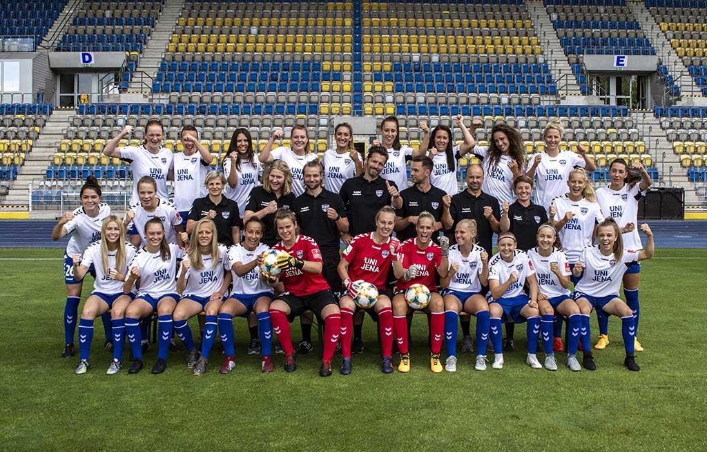 FF USV Jena und FC Carl Zeiss Jena gehen ab 1. Juli gemeinsamen Weg