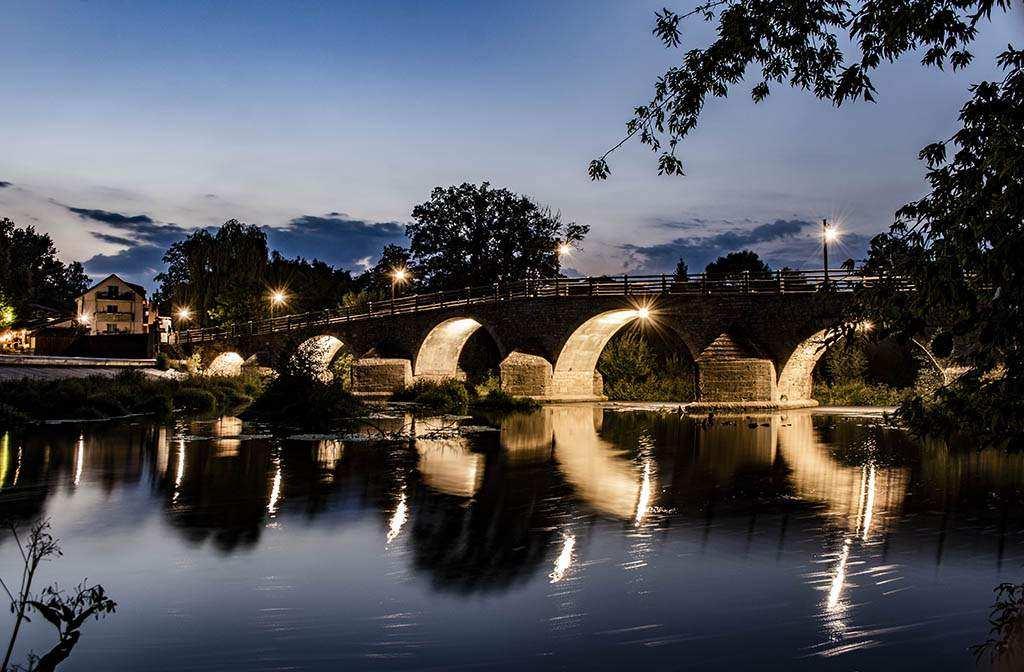 Jena, CityLights Fototour durch die Sommernacht Juli