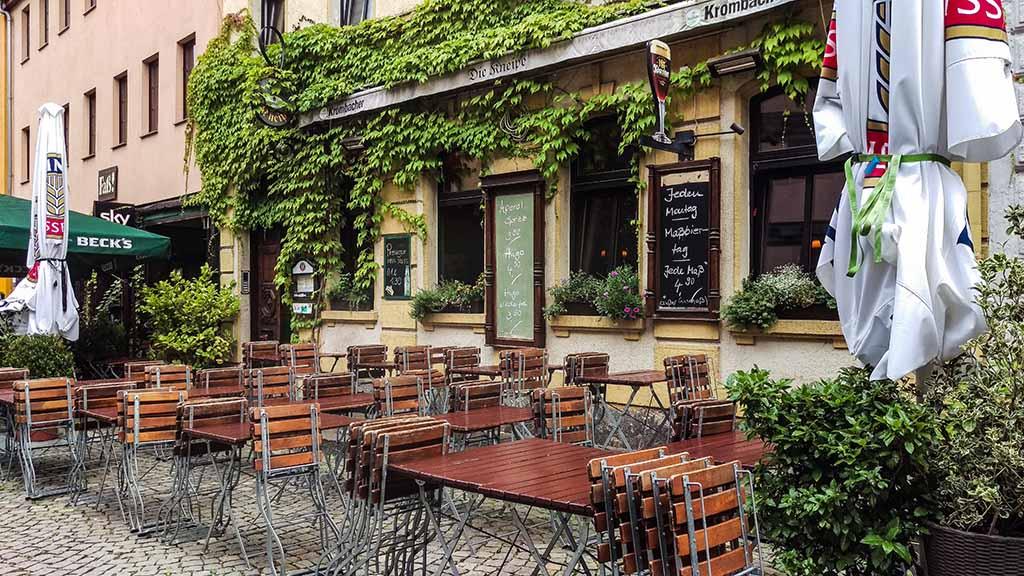 Jena - die Stadt will Hilfe für die Gastronomie geben