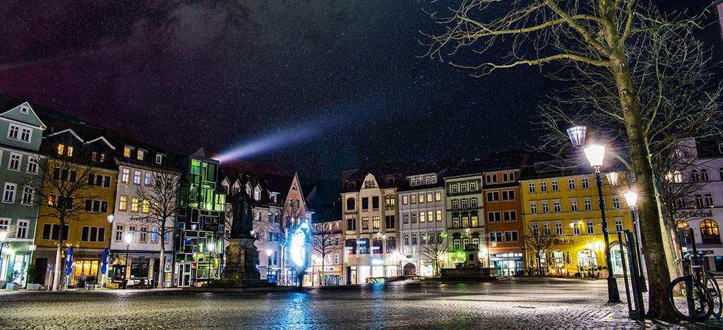 CityWalk die Stadt erkunden, Streetfotografie Abendstunden