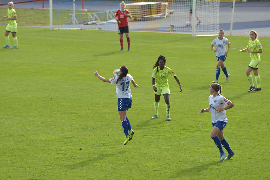 Frauen-Bundesliga (17. Spieltag - Nachholspiel): SGS Essen - FF USV Jena  Mittwoch (24. Juni 2020), 16 Uhr, Stadion Essen