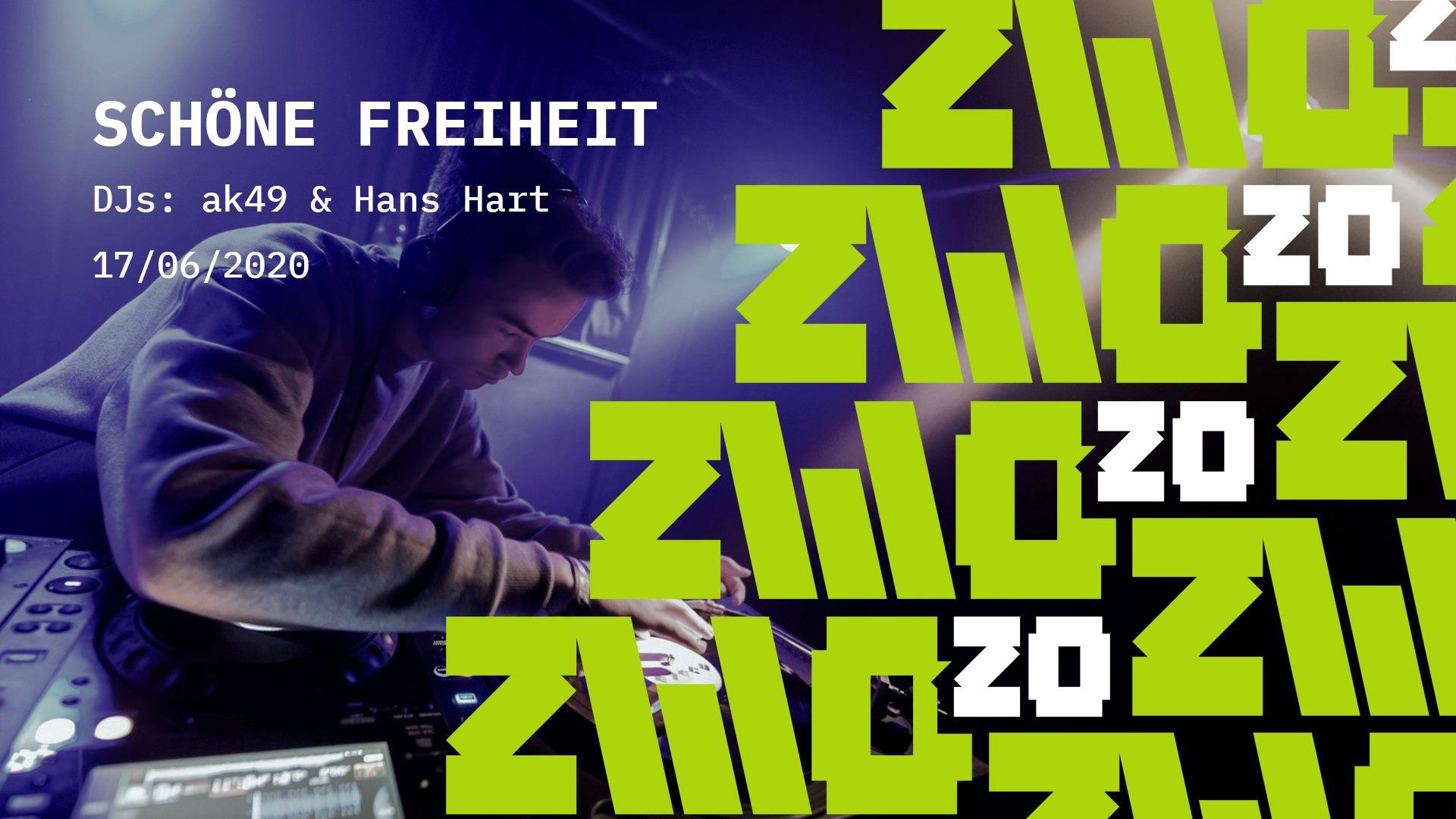ZWO20 • Schöne Freiheit • ak49 & Hans Hart