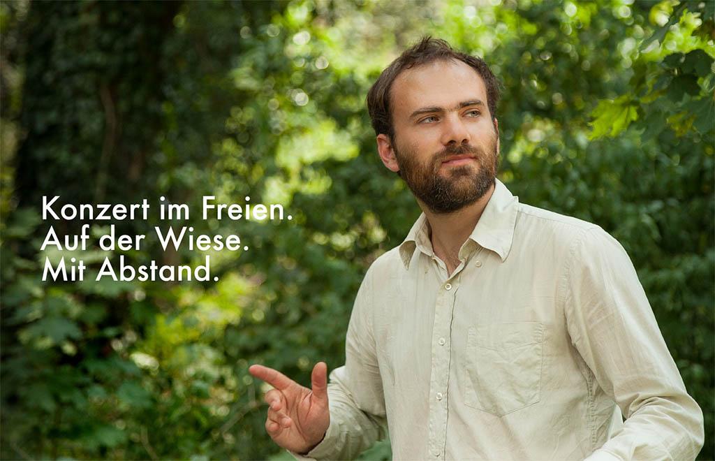 Florian Betz, FREIRAUM TOUR Konzert in Jena am 28.06.