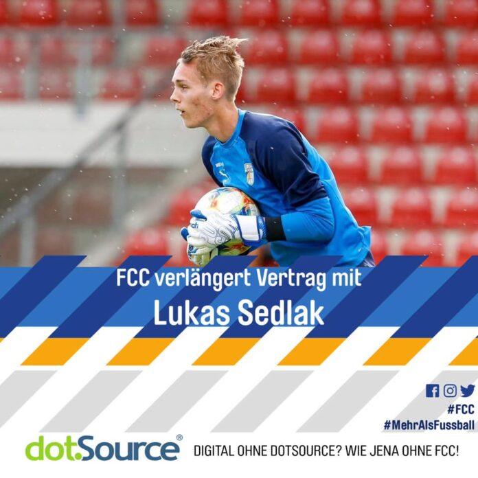 FC Carl Zeiss Jena, Verträge für Lukas Sedlak und Niclas Fiedler