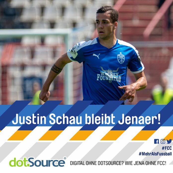 Der FC Carl Zeiss Jena treibt seine Kaderplanung für die kommende Spielzeit voran und kann mit Justin Schau und Vasileios Dedidis zwei weitere Personalien fix machen.