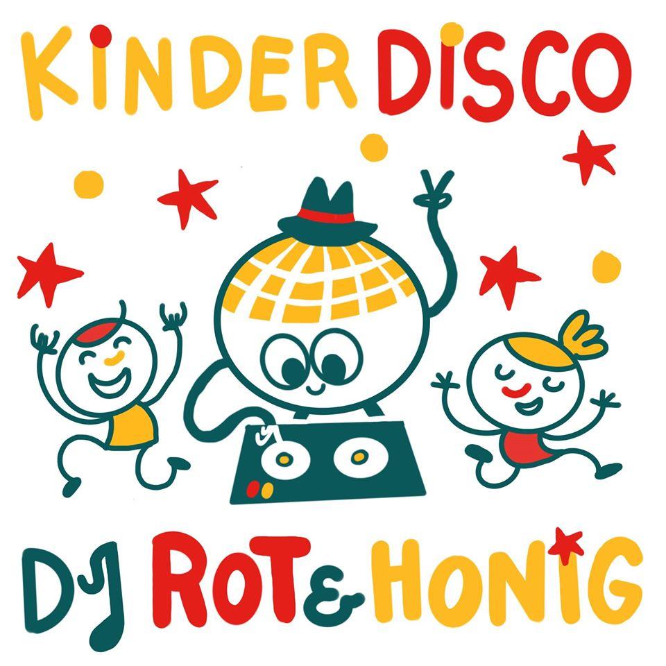 Kinderdisco Digital Beachparty