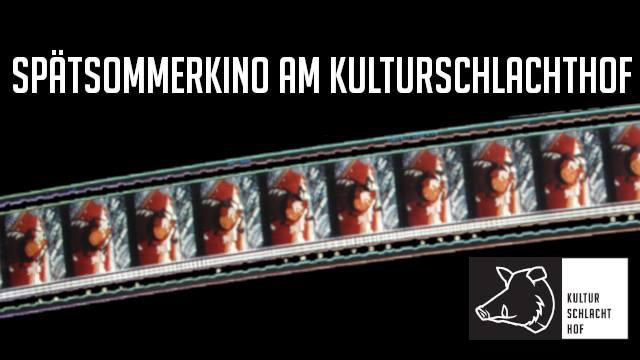 Spätsommerkino #1 PuffPaff - Kulturschlachthof Jena