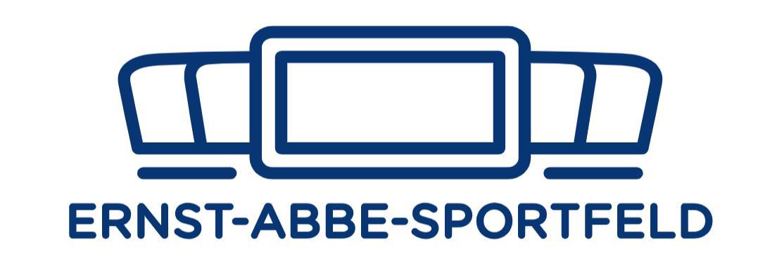 Logo Stadion Ernst Abbe