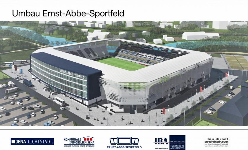 Ernst Abbe Stadion Jena