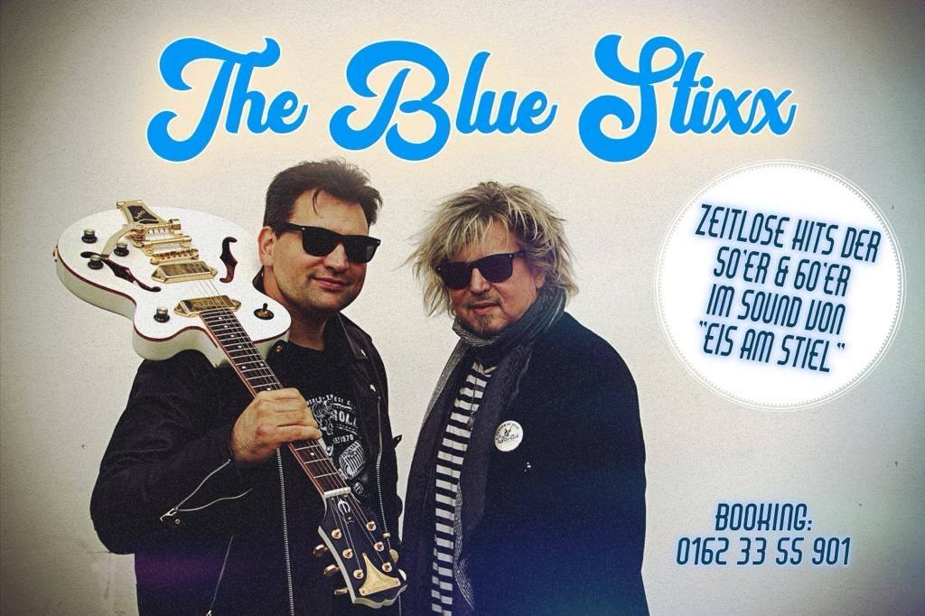 The Blue Stixx - Hits der 50er & 60er
