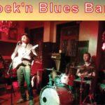 Michelson Rock und Bluesband am 24.10. Café Zeitreise Jena