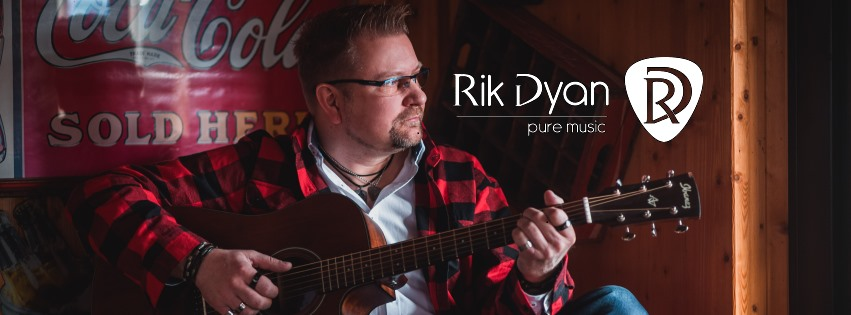 Rik Dyan - pure music an 20.11.2020 Café Zeitreise