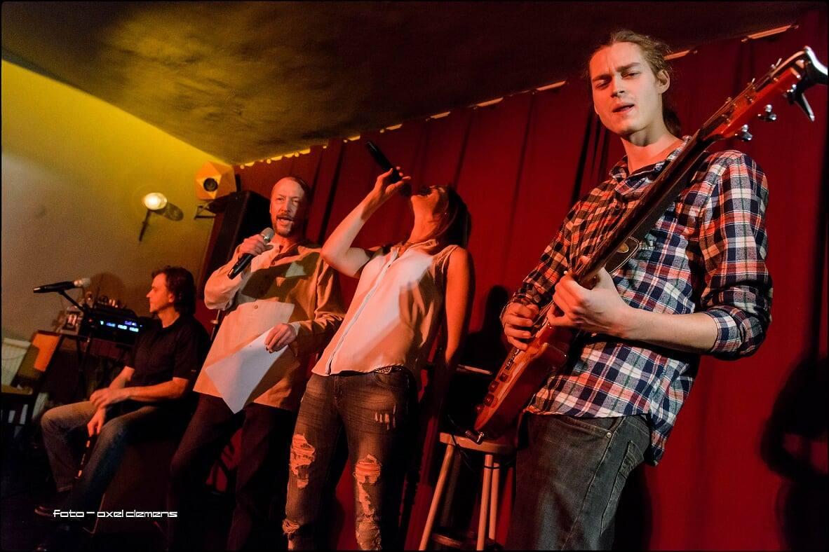 JustBrill!- unplugged 07.11.2020 Café Zeitreise