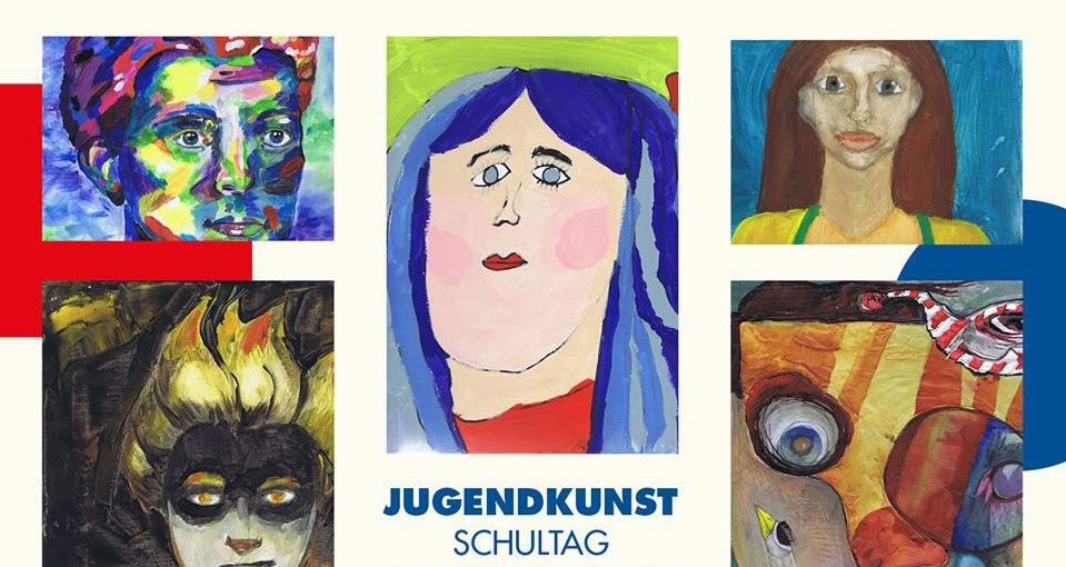Jugendkunstschultag am 17.10. - Künstlerische Abendschule