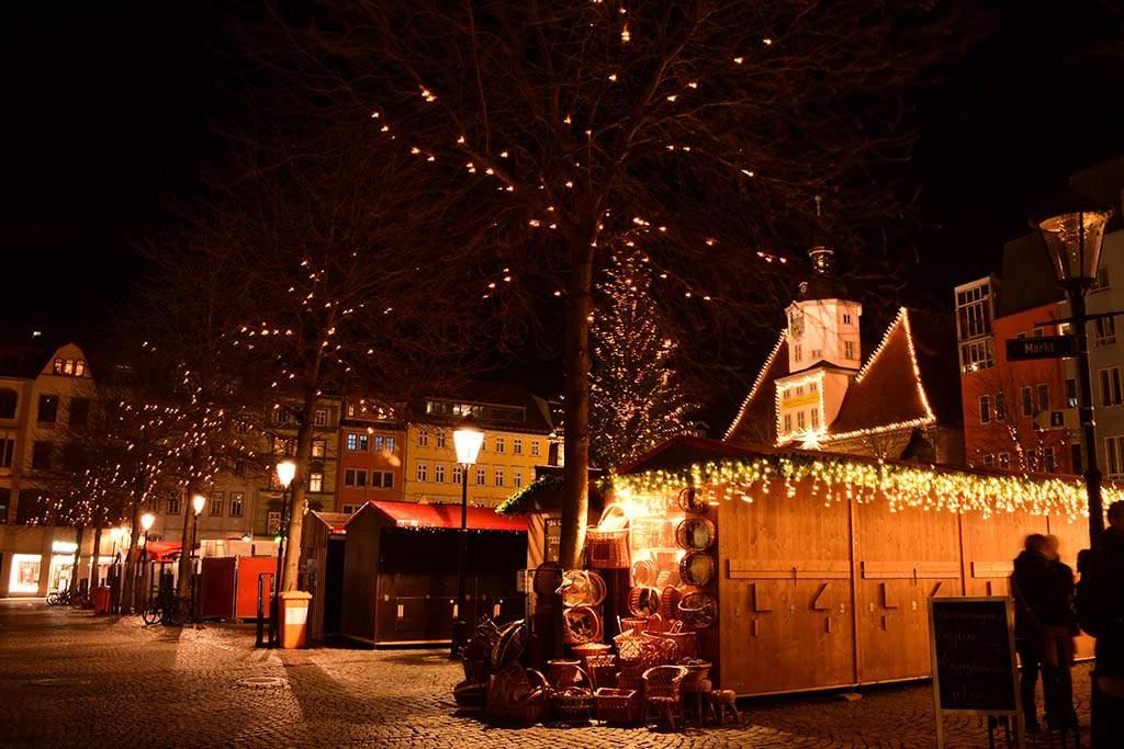 Weihnachts Fototour in der Jenaer City am Samstag,19.12.2020 ab 17.00 Uhr