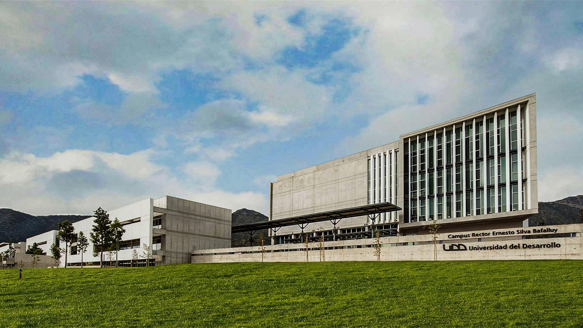 Die Vortragsreihe der Universität Jena startet am 16. November mit der Vorstellung der Universidad del Desarollo in Chile. (Foto: Universidad del Desarollo)