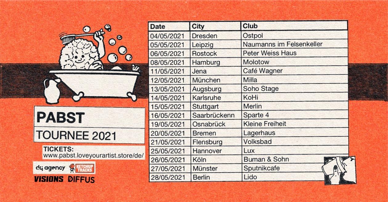 PABST - Tournee 2021 - Jena