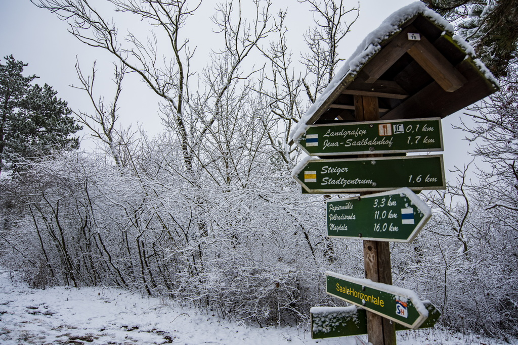 Wo Liegt Schnee In Thüringen
