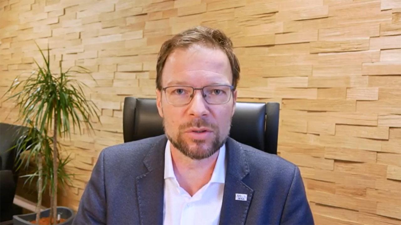 Oberbürgermeister Dr. Thomas Nitzsche (FDP)