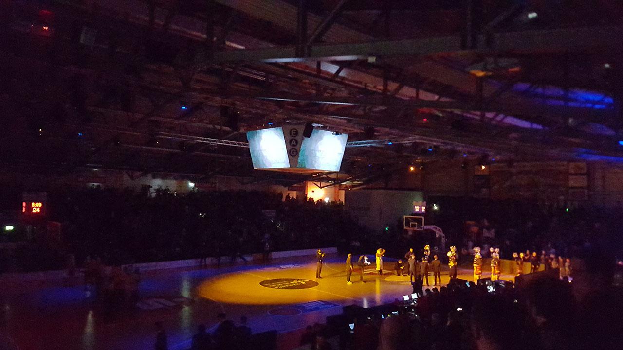 Science City Jena - Basketball