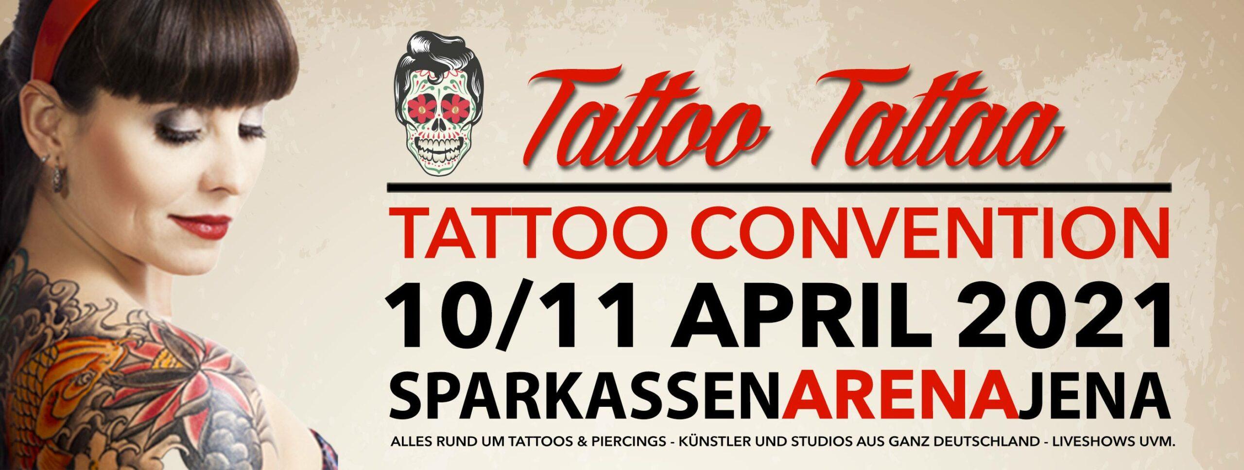 "Tattoo Convention Jena ""TattooTattaa"""