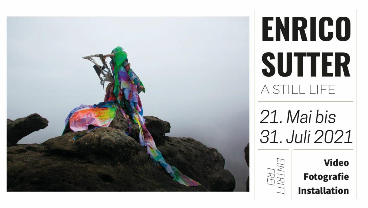A STILL LIFE - Enrico Sutter Fotografie, Installation, Video