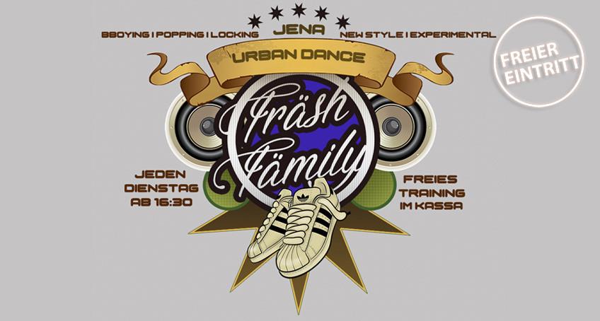 URBAN DANCE WORKSHOP im Kassa
