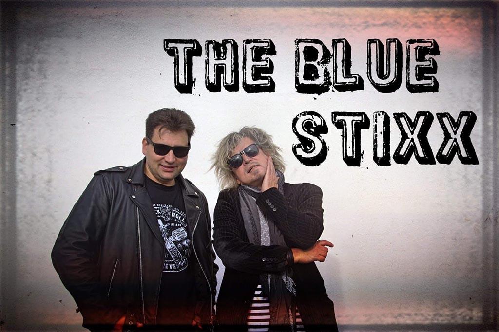 LIVE The Blue Stixx im Biergarten