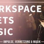 Workspace Meets Music - Workshop: Social Media für Kreative / Jam-Session von Bandsprivat