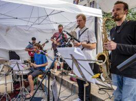 Ein Fest der Kunst auf den Straßen, Plätzen und Wiesen in Jena. Kultursommer 2021 // Foto: Jenafotografx.de