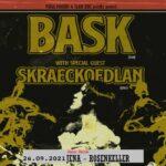 BASK + Special Guest: Skraeckoedlan