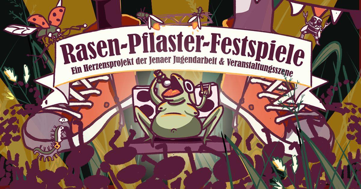 Rasen-Pflaster-Festspiele