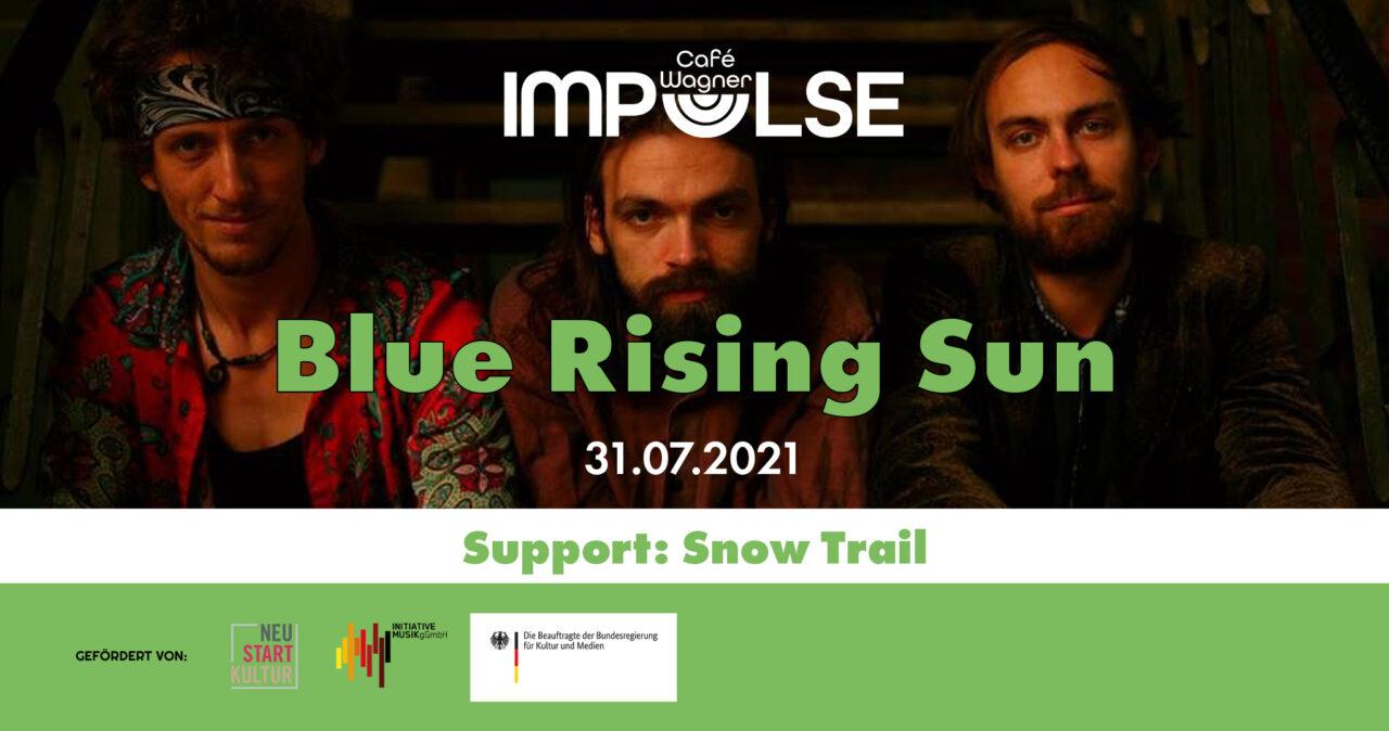 Impulse mit Blue Rising Sun & Snow Trail