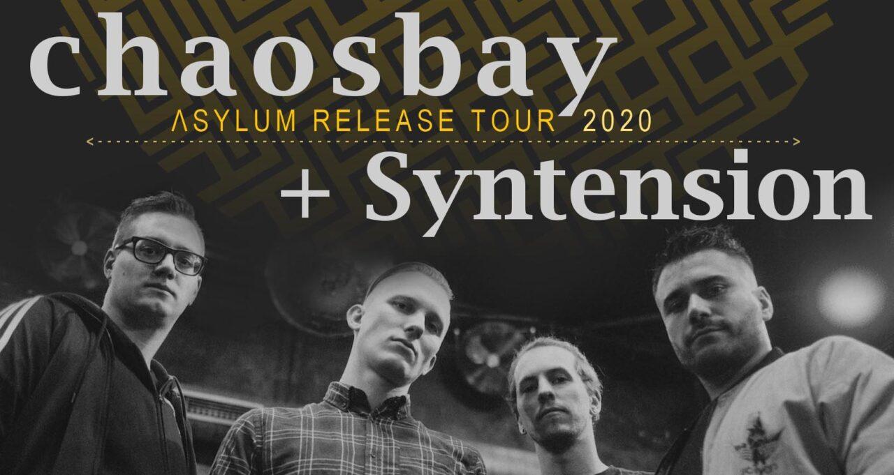 Chaosbay + Syntension // KuBa Jena