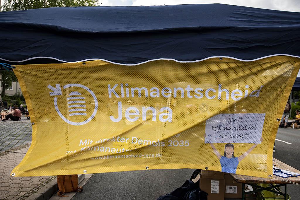 Klimaneutral – Jena konsequent gerecht gestalten! Foto: Jenafotografx.de
