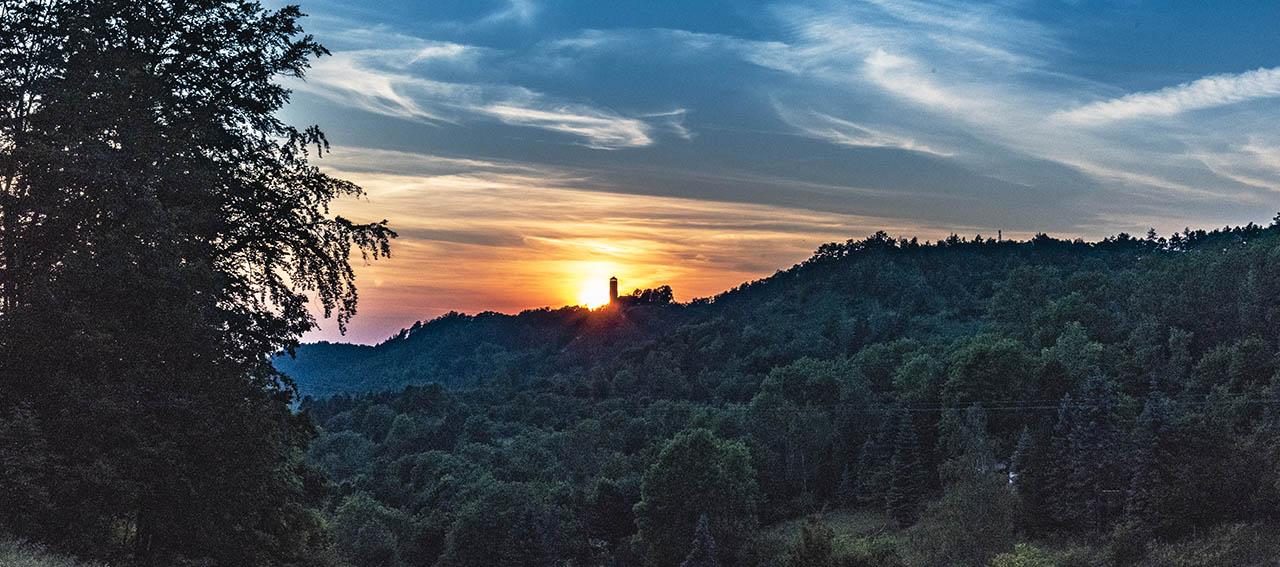 Blick zum Fuchsturm, Foto: Jenafotografx.de
