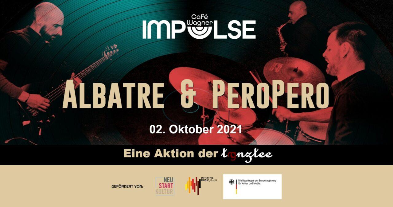 AG Tanztee: Impulse mit Albatre & PeroPero